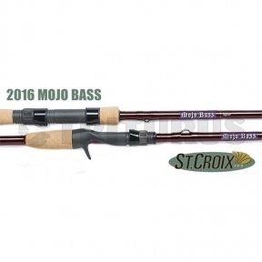 2016 Mojo Bass Glass Casting