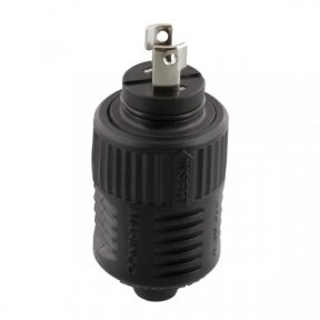 2127 12V Downrigger Plug by Marinco