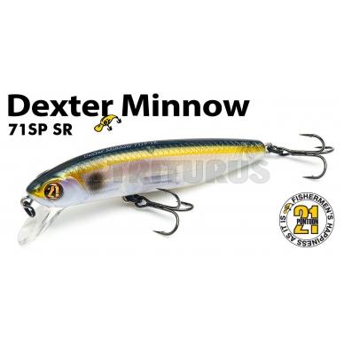 Dexter Minnow 93S-SR 7