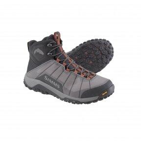 Flyweight Boot Steel Grey