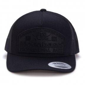 MEGABASS CAP PSYCHIC TRUCKER BLACKOUT