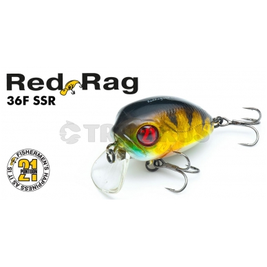 Red Rag 36F-SSR 5