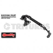 SCOTTY 140 Kayak/sup Transducer Mounting Arm Slip Disks