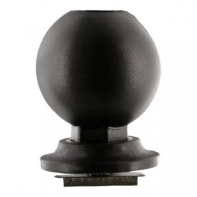 """SCOTTY 1681 1/2"""" BALL W/LOW PROFILE TRACK ADAPTER"""