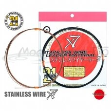 Stainless Steel Wire Leader 1x7
